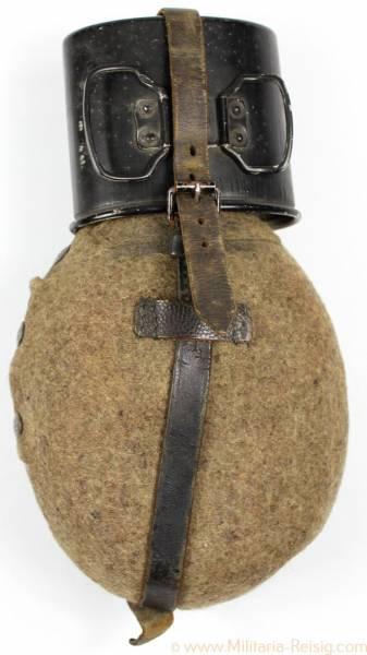 Feldflasche der Wehrmacht FWBN 42