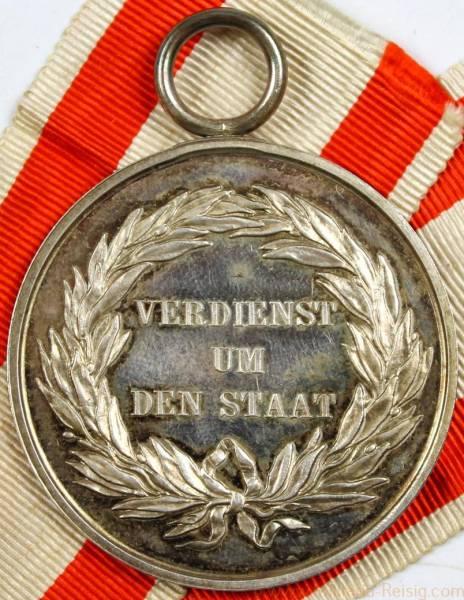 Allgemeines Ehrenzeichen - Verdienst um den Staat, Preußen