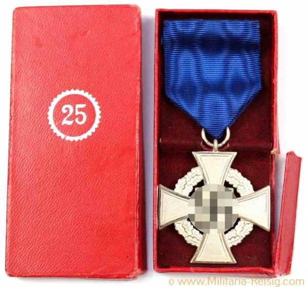 Treudienst Ehrenzeichen 2.Stufe für 25 Jahre 1938
