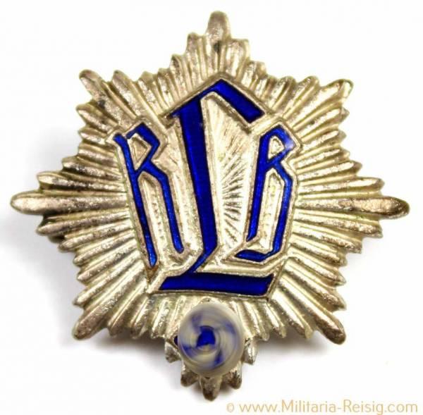 Mitgliedsabzeichen, Reichsluftschutzbund (RLB), Herst. F. Hoffstätter, Bonn, 23mm