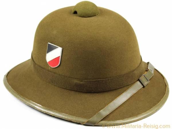 Wehrmacht Afrikakorps Tropenhelm