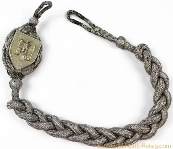 Schützenschnur Wehrmacht Heer 3. Reich