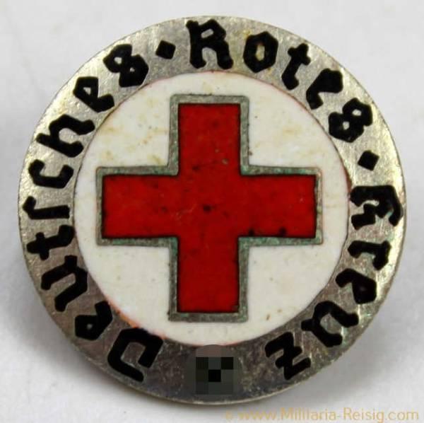 Deutsches Rotes Kreuz (DRK) Brosche, 16 mm, 3. Reich