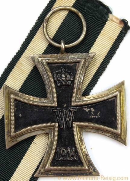 Eisernes Kreuz 2. Klasse 1914 , Herst KO (Klein & Quenzer, Oberstein)