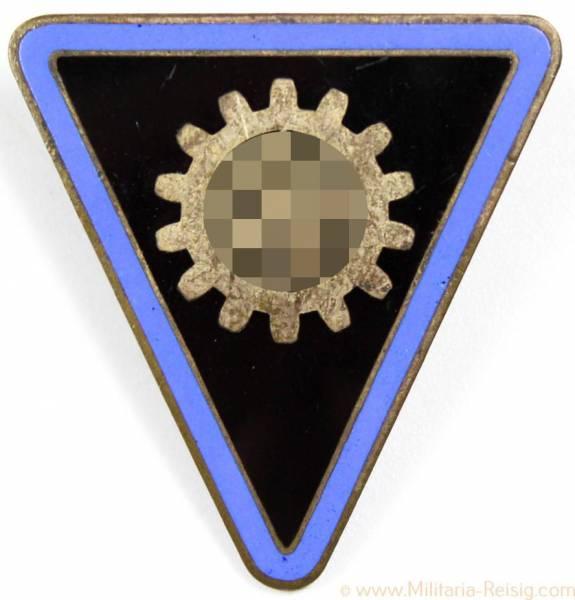 DAF-Frauenwalterinnen Abzeichen, Herst. RZM M1/72, Ortsgruppe