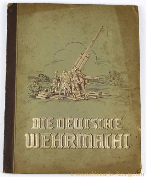 Die deutsche Wehrmacht, Zigarettenbilderalbum