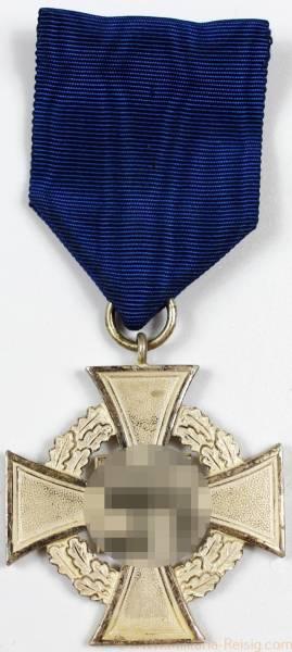 Treuedienst Ehrenzeichen 25 Jahre