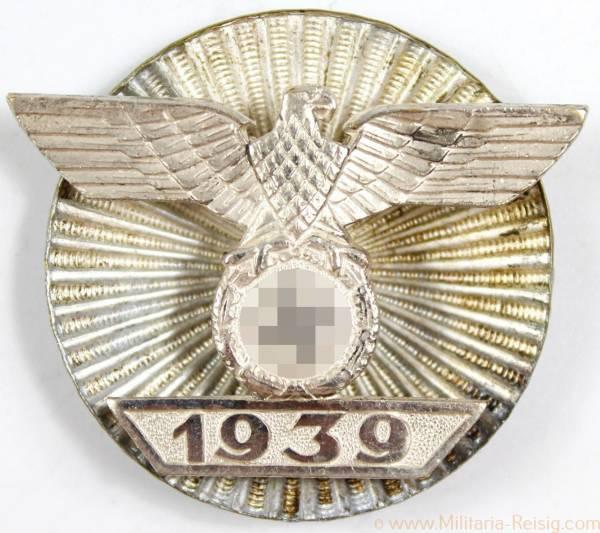 Wiederholungsspange 1939 zum Eisernen Kreuz 1. Klasse 1914, Herst. Wilhelm Deumer, Lüdenscheid