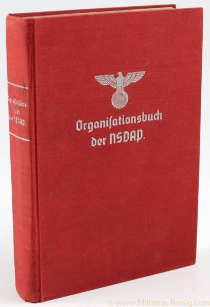 Organisationsbuch der NSDAP 1936 1. Auflage