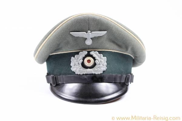 Wehrmacht Heer Schirmmütze für Mannschaften der Infanterie
