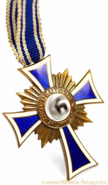 Ehrenkreuz der Deutschen Mutter 3.Stufe Bronze