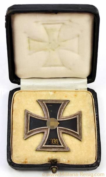 Eisernes Kreuz 1. Klasse im Etui - Messingkern