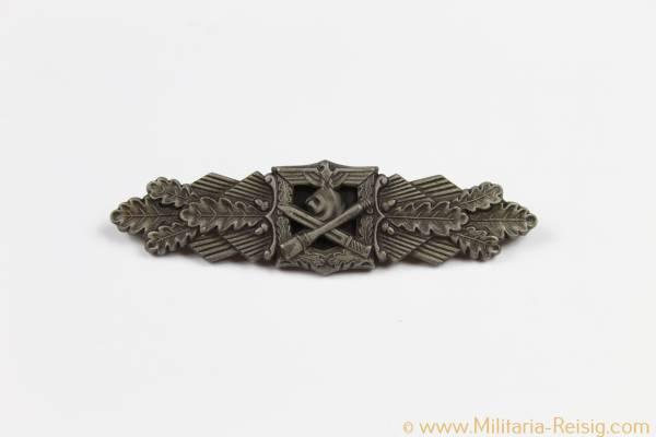 Nahkampfspange in Bronze, Herst. FEC. W.E. Peekhaus Berlin - FLL