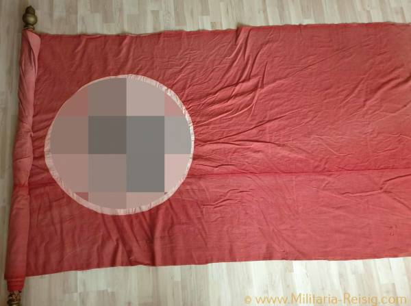 Lange Parteifahne der NSDAP