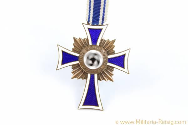 Mutterkreuz in Bronze, 3. Stufe