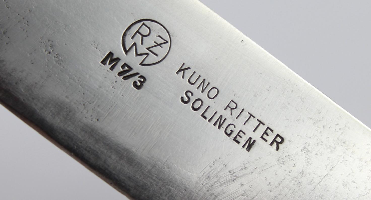 Kuno Ritter, Solingen