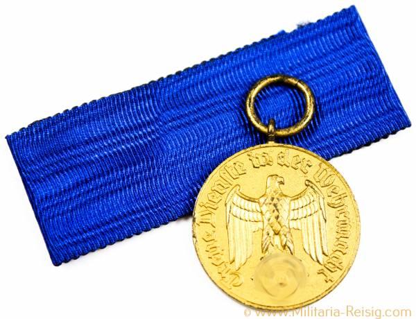 12 Jahre treue Dienste in der Wehrmacht 1939, Dienstauszeichnung 3.Klasse