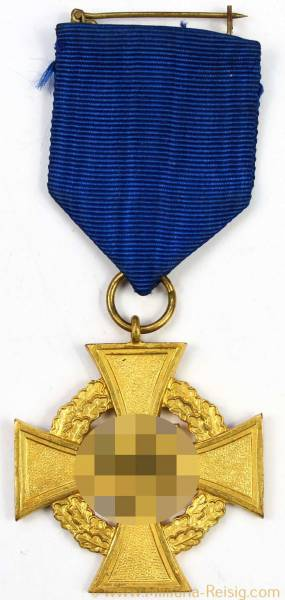 Treuedienst-Ehrenzeichen 1.Stufe für 40 Jahre 1938