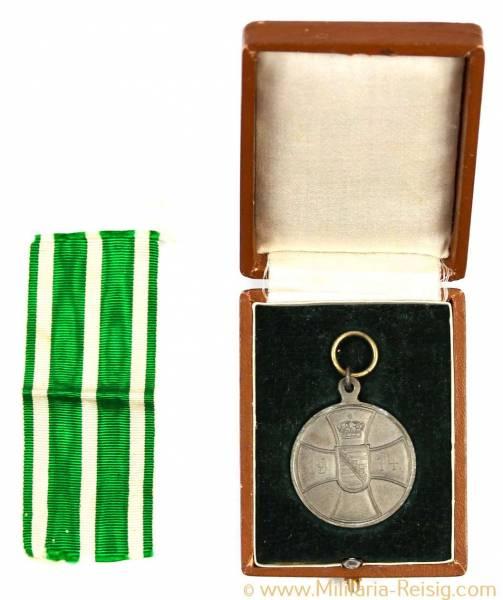 Tapferkeitsmedaille 1915/16 Sachsen-Altenburg, Herzog Ernst II